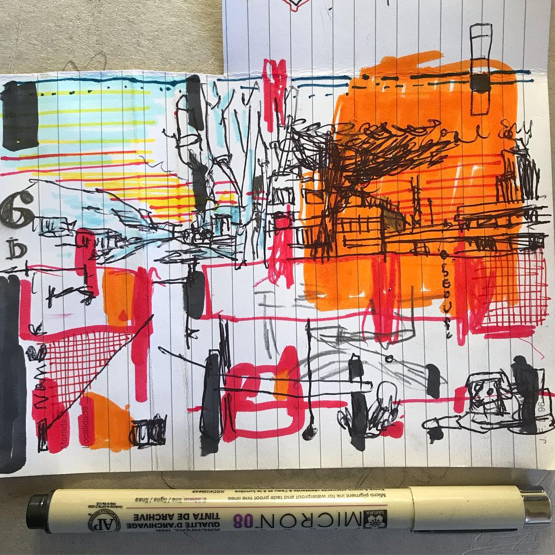 6b – #smalldrawing #doodle #drawing
